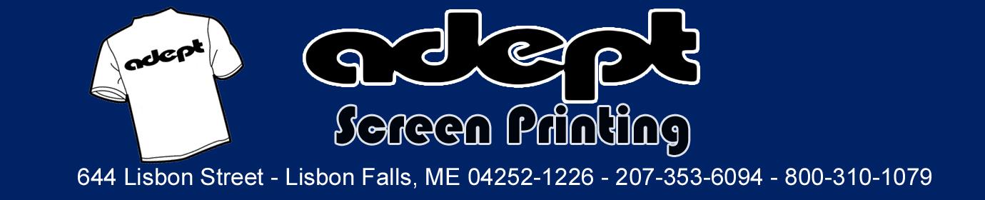 Adept Screen Printing